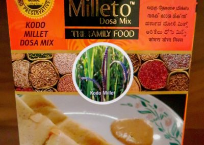 Kodo Millet Dosa Mix by Milleto, Adhisurya Foods