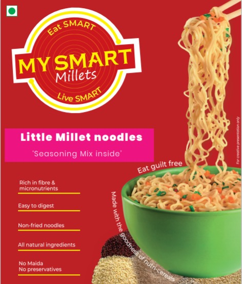 Little Millet Noodles by My Smart Millets