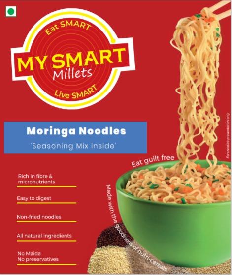 Moringa Noodles by My Smart Millets