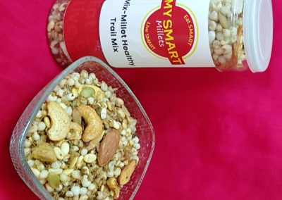 Masala Trail Mix – Sweet by My Smart Millets