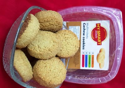 Multi Millet Cashew Cookies by My Smart Millets