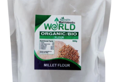 Millet Flour by Macrobiotic World