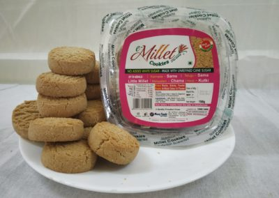 Little Millet Cookies by Moon Foods