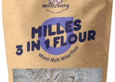 Milles 3 in 1 Flour by Millesbury