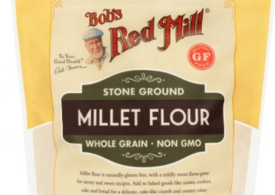 Millet Flour by Bob's Red Mill