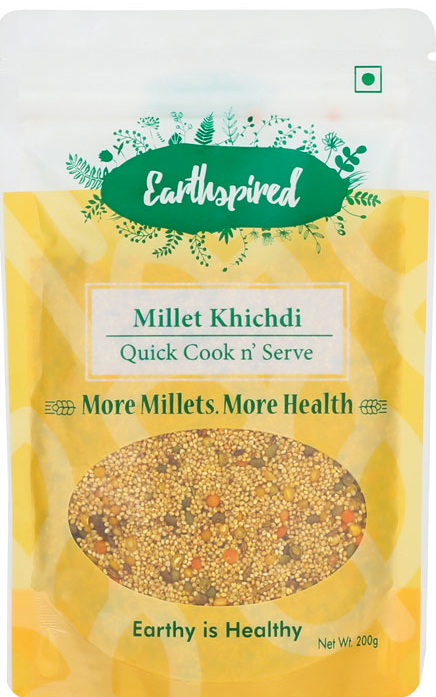Millet Khichidi by EarthSpired, Mrida Group