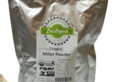 Millet Powder by Zens Organics
