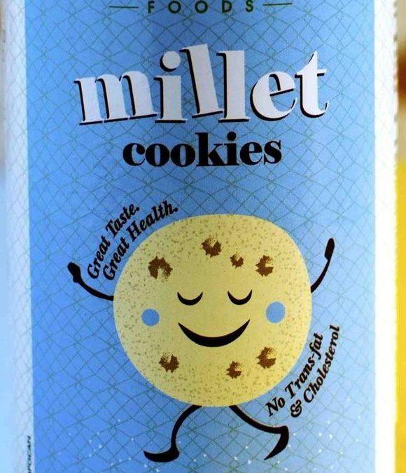Millet Cookies Plain by Boutique Foods