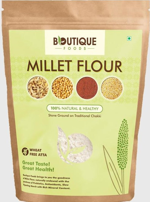 Millet Flour by Boutique Foods