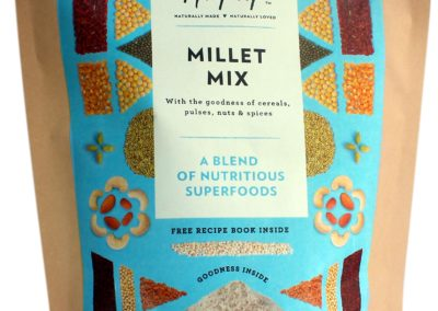 Millet Mix by Hapup, Sattva Life Foods