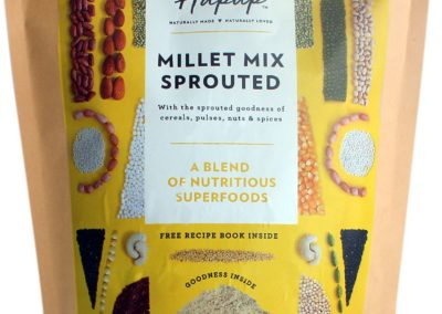 Millet Mix Sprouted by Hapup, Sattva Life Foods