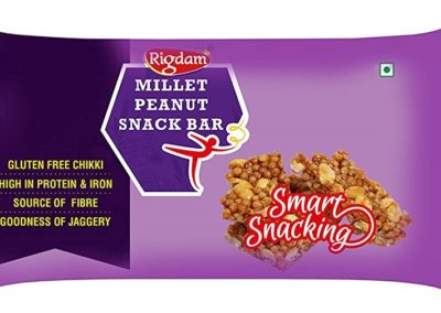 Millet Peanut Snack Bar by Rigdam