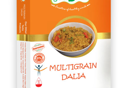 Multi Grain Dalia by Gud2Eat, Samruddhi Agro