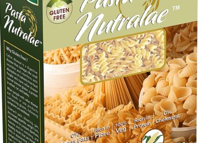 Multi Grain Pasta by Nutra Helix