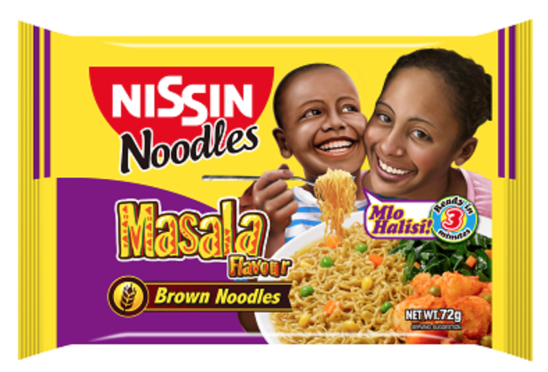 Nissin Noodles Masala  Flavour by JKUAT Nissin Foods Ltd