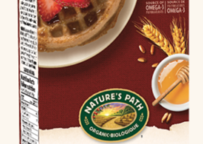 Ancient Grains Waffle Mix by Natures Path
