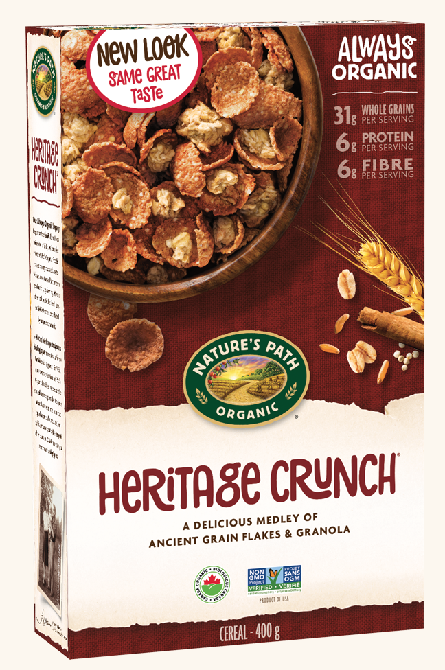 Heritage Crunch by NaturesPath