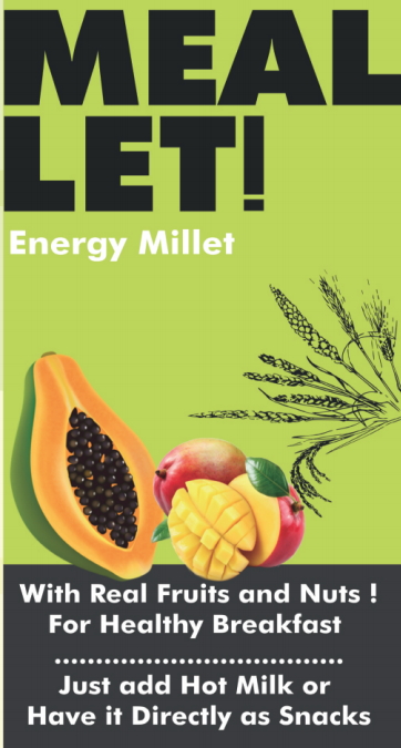 NutriMealLet Energy by Good Way Organic Private Ltd