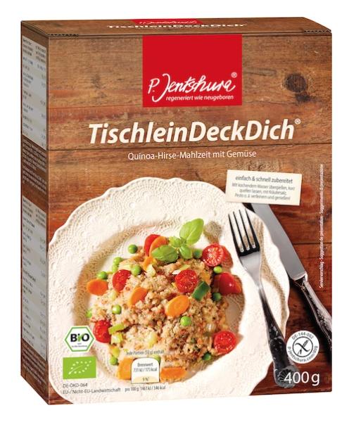 Tischleindeckdich by P Jentschura