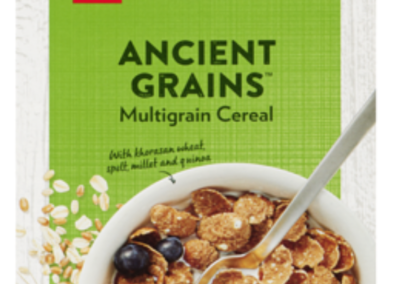Ancient Grains Multigrain Cereal by Presidents Choice