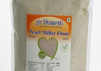 Pearl Millet Flour by Go Bhaarati