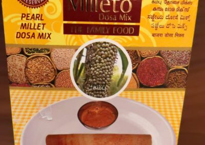 Pearl Millet Dosa Mix by Milleto, Adhisurya Foods