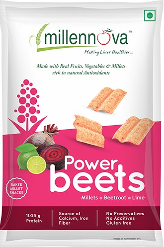 Power Beets by Millenova Foods