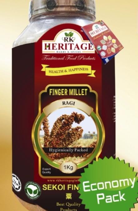 Finger Millet by RK Heritage