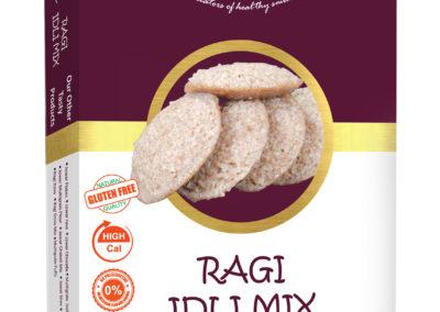 Ragi Idly Mix by Gud2Eat, Samruddhi Agro
