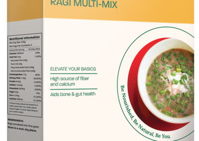 Ragi Multi Mix by InnerBeing