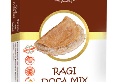 Ragi Dosa Mix by Gud2Eat, Samruddhi Agro