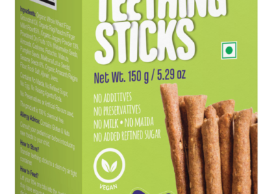 Ragi Sesame Teething Sticks by Early Foods