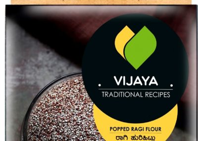 Ragi Popped Flour by Vijaya Foods