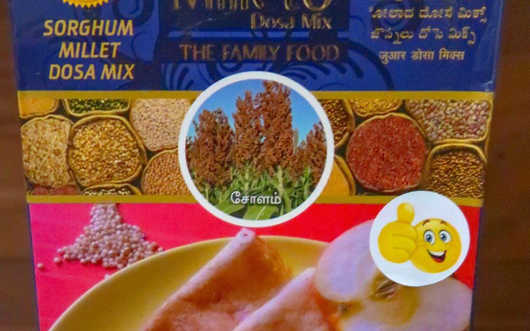 Sorghum Millet Dosa Mix by Milleto, Adhisurya Foods