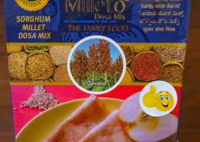 Sorghum Millet Dosa Mix by Milleto, Adhisurya Foods
