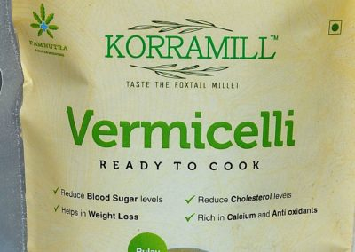 Vermicelli  by Farmnutra Millet Foods