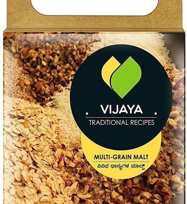 Multi Grain Malt by Vijaya Foods