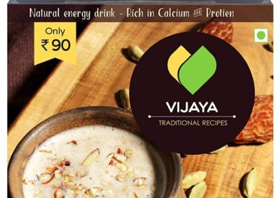 Ragi Malt by Vijaya Foods