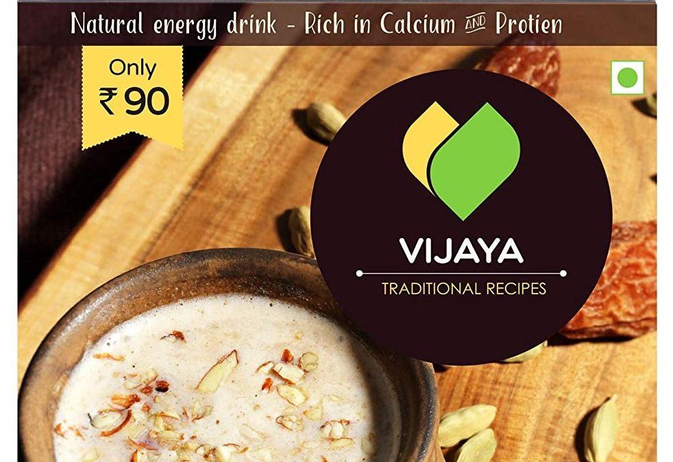 Ragi Malt by Vijaya Foods
