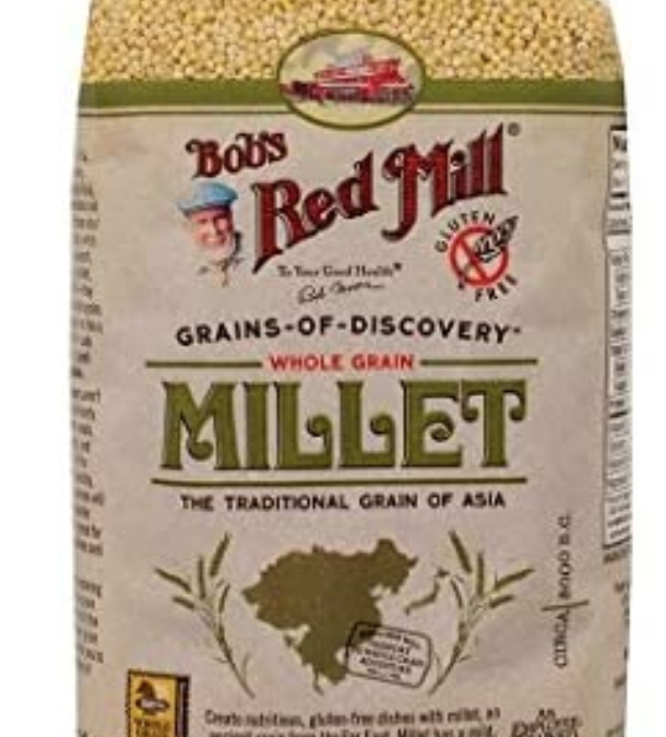 Hulled Millet by Bob's Red Mill