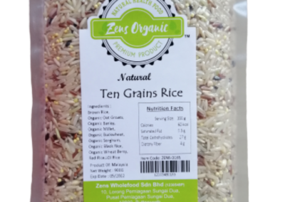 Ten Grain Rice by Zens Organic