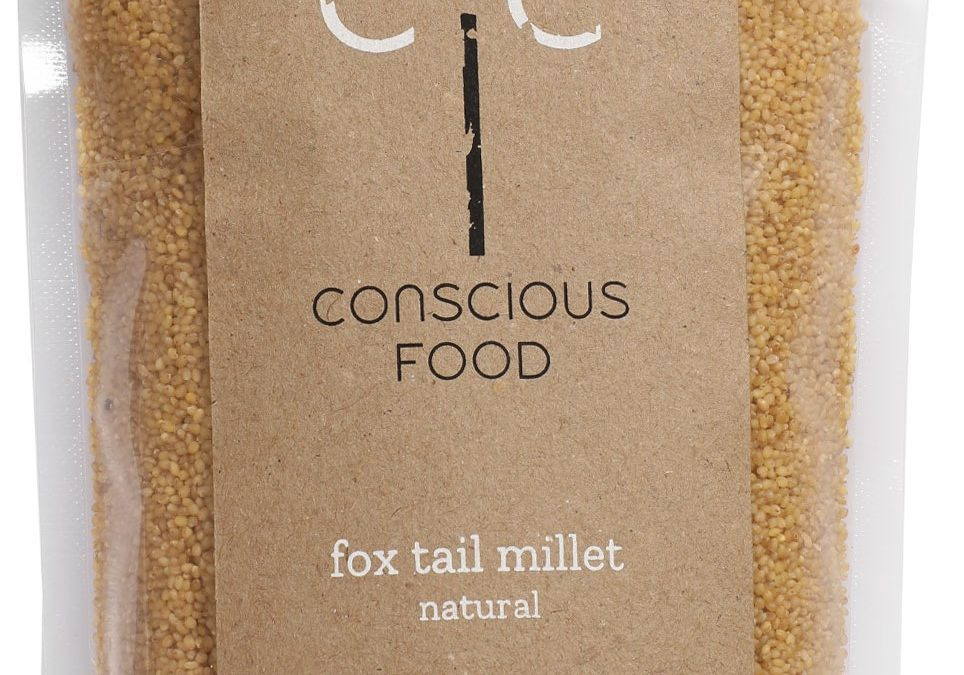 Foxtail Millet by Conscious Foods