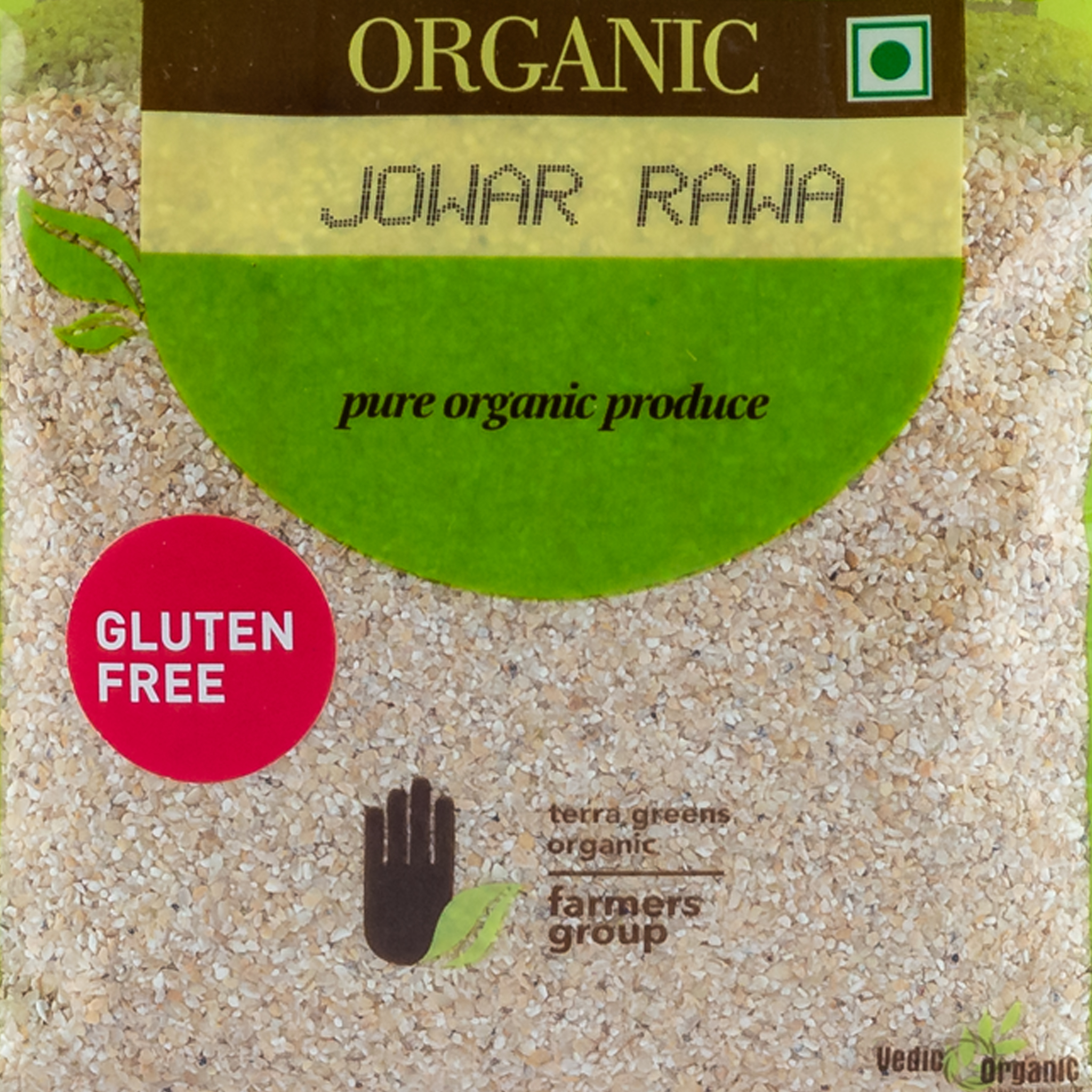 Jowar Rava by Terra Greens