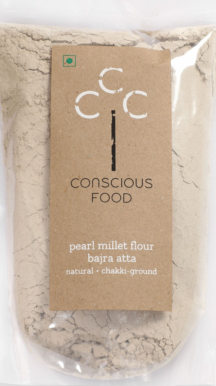 Pearl Millet Flour by Conscious Foods
