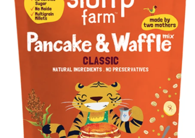 Pancake and Waffle mix Classic by Slurrp Farm