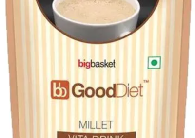 Millet Vita Drink by Good Diet, Big Basket