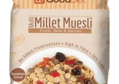 Millet Museli by Good Diet, Big Basket