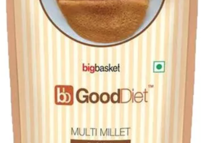 Multi Millet Dosa by Good Diet, BigBasket