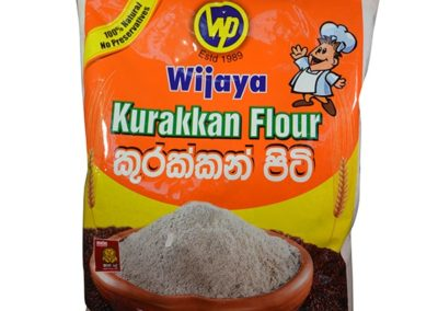 Kurakkan (finger millet) Flour by Wijaya Products