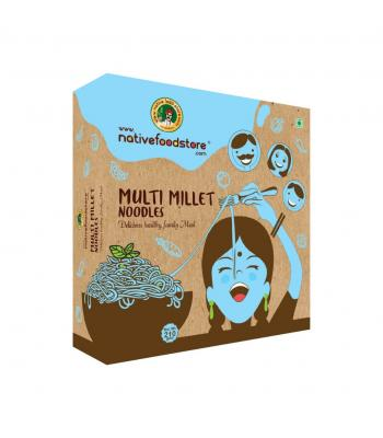 Multi Millet Noodles by Native Food Store